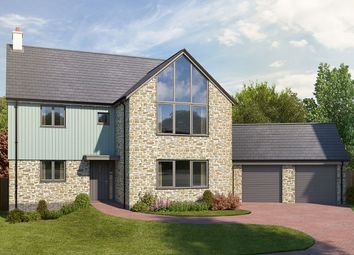 """Thumbnail 5 bed detached house for sale in """"The Newman"""" at Blackawton, Totnes"""
