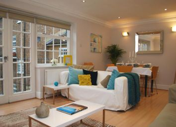 Thumbnail 3 bed flat to rent in Augustus Road, Southfields, London