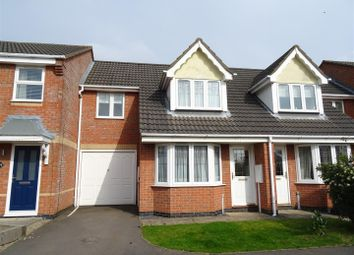 Thumbnail 3 bed town house for sale in Waterworks Road, Coalville, Leicestershire