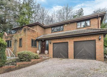 Thumbnail 5 bed detached house for sale in Scotland Hill, Sandhurst, Scotland Hill, Sandhurst