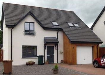Thumbnail 3 bedroom detached house to rent in Culzean Road, Elgin, Moray