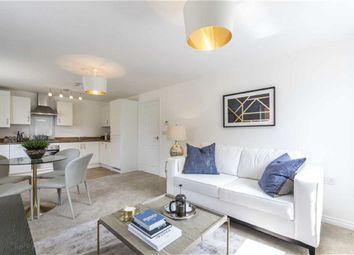 Thumbnail 1 bed flat for sale in Willow Lake, Newton Leys, Milton Keynes