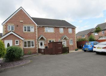 Thumbnail 2 bed terraced house for sale in Clos Rhedyn, Ely, Cardiff