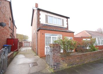 Thumbnail 3 bedroom detached house for sale in Colwyn Avenue, Blackpool