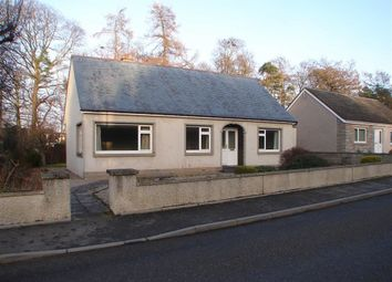Thumbnail 3 bed bungalow for sale in Woodside Road, Fochabers