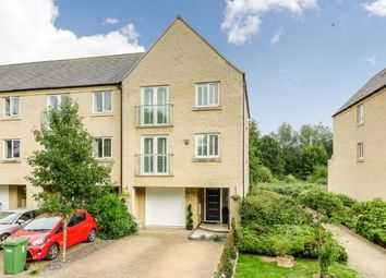 Thumbnail 5 bed end terrace house for sale in Skipper Way, Little Paxton, St. Neots, Cambridgeshire