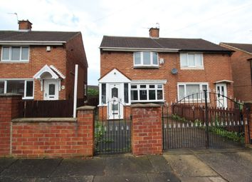 Thumbnail 2 bed semi-detached house for sale in Rennie Road, Redhouse, Sunderland