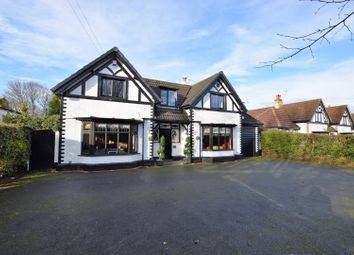 Thumbnail 5 bed detached house for sale in Greenfield Road, Little Sutton