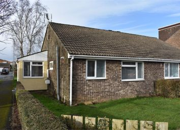 Thumbnail 2 bed semi-detached bungalow for sale in Rowan Drive, Bulwark, Chepstow