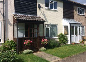 Thumbnail 2 bedroom terraced house to rent in Cake Bridge Lane, Chelsworth, Ipswich