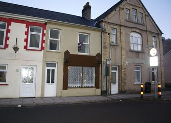 Thumbnail 3 bed terraced house to rent in Marine Street, Cwm