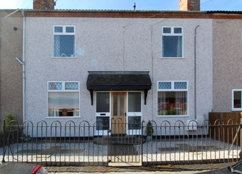 Thumbnail 4 bed terraced house for sale in John Street, Clay Cross, Chesterfield