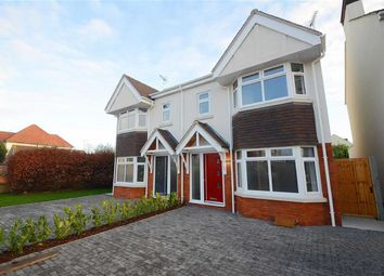 Thumbnail 3 bed semi-detached house for sale in Thorpedene Gardens, Shoeburyness, Southend-On-Sea