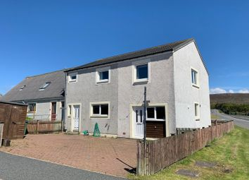 Thumbnail 5 bed semi-detached house for sale in Ladieside, Brae, Shetland