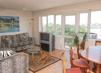 Thumbnail 2 bed flat to rent in Amsterdam Road, Isle Of Dogs