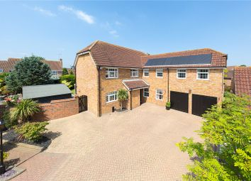 Thumbnail 5 bed detached house for sale in Cringle Lock, South Woodham Ferrers, Essex