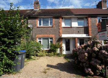 Thumbnail 3 bed terraced house for sale in Pavilion Road, Broadwater, Worthing