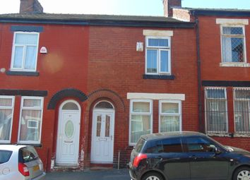Thumbnail 2 bed terraced house for sale in Daresbury Street, Manchester