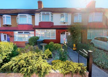 Thumbnail 3 bed terraced house for sale in Rugby Avenue, London