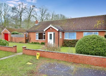 Thumbnail 3 bed detached bungalow for sale in Woodview Road, Easton, Norwich