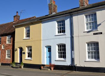 Thumbnail 2 bed terraced house for sale in High Street, Lavenham, Sudbury