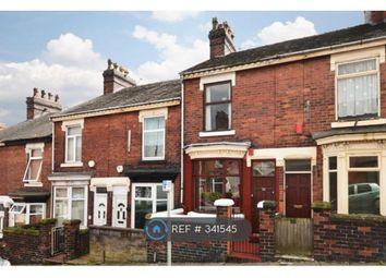 Thumbnail 2 bed terraced house to rent in Eaton Street, Stoke-On-Trent