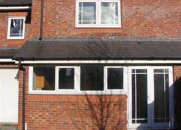 Thumbnail 4 bed end terrace house to rent in Drayton Street, Manchester