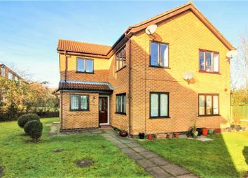 Thumbnail 2 bed flat for sale in Lodge Close, Ashby-De-La-Zouch