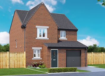 "Thumbnail 3 bedroom detached house for sale in ""Staveley"" at Langton Road, Norton, Malton"
