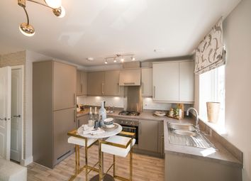 Thumbnail 2 bed flat for sale in St James Park Road, Northampton