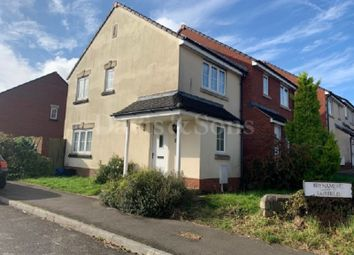 Thumbnail 2 bed end terrace house for sale in Brynamlwg, Talywain, Pontypool, Monmouthshire.