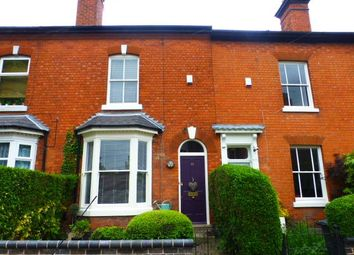 Thumbnail 3 bed terraced house to rent in Clarence Road, Harborne, Birmingham