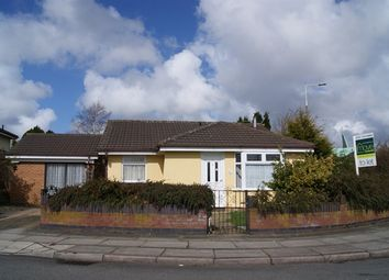 Thumbnail 2 bed bungalow to rent in Herdman Close, Belle Vale, Liverpool