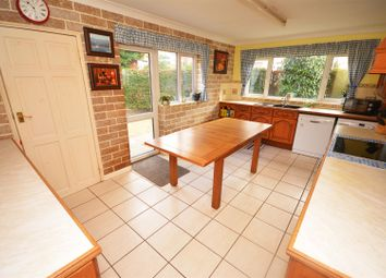 Thumbnail 3 bed detached house for sale in Wellfield Road, Marshfield, Cardiff