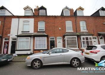 Thumbnail 4 bed terraced house to rent in Daisy Road, Edgbaston