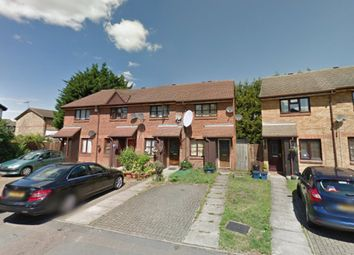Thumbnail 2 bed terraced house to rent in Armstrong Close, Chadwell Heath, Romford