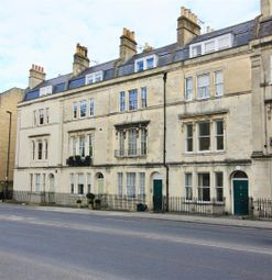 Thumbnail 5 bedroom flat for sale in Bathwick Street, Bath