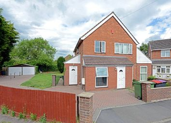 Thumbnail 4 bed detached house for sale in Fieldhouse Drive, Muxton, Telford