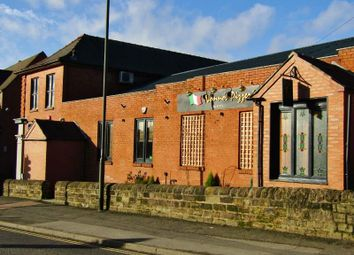 Thumbnail Restaurant/cafe for sale in Strutt Street, Belper