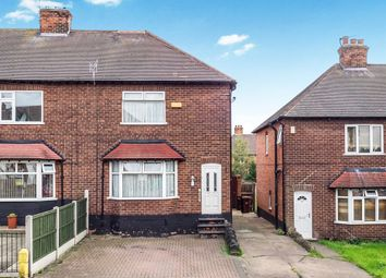 Thumbnail 3 bed end terrace house for sale in Knighton Avenue, Nottingham