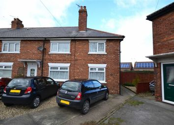 Thumbnail 3 bed end terrace house to rent in Southgate Gardens, Hornsea, East Yorkshire