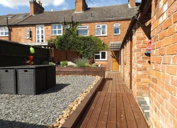 Thumbnail 3 bed terraced house for sale in Coventry Road, Market Harborough, Leicestershire