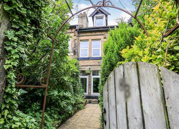 Thumbnail 3 bed terraced house for sale in Eastville Terrace, Harrogate