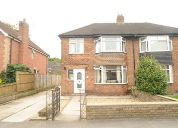 Thumbnail 3 bed semi-detached house for sale in Bradshaw Lane, Grappenhall, Warrington