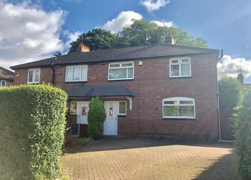 Thumbnail 3 bed property to rent in Burnage Lane, Manchester