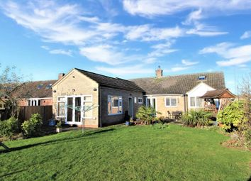 Thumbnail 3 bed detached bungalow for sale in Honeyholes Lane, Dunholme