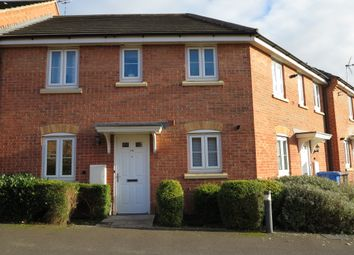 Thumbnail 2 bed flat to rent in Alonso Close, Chellaston, Derby