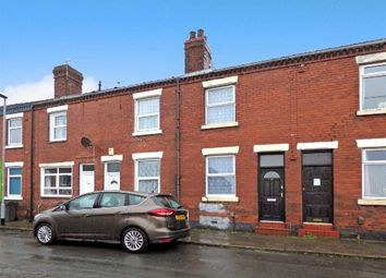 Thumbnail 2 bedroom terraced house for sale in Riley Street South, Burslem, Stoke-On-Trent
