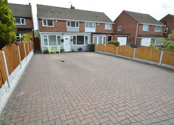 Thumbnail 4 bed semi-detached house for sale in Raymont Grove, Park Farm, Great Barr, Great Barr