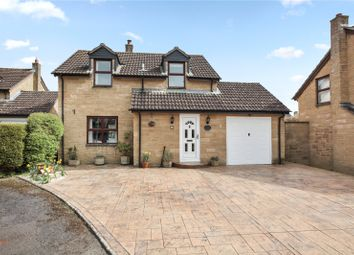 Thumbnail 3 bed detached house for sale in Weston Close, East Chinnock, Yeovil, Somerset